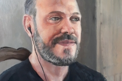 Will-Young-painting
