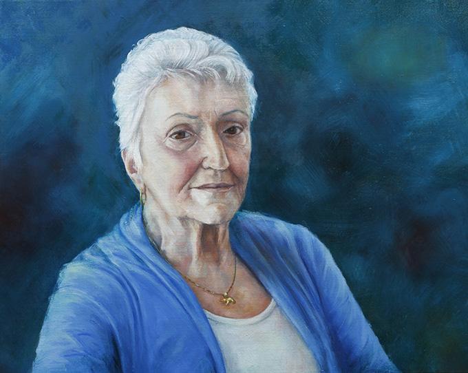 Edda portrait